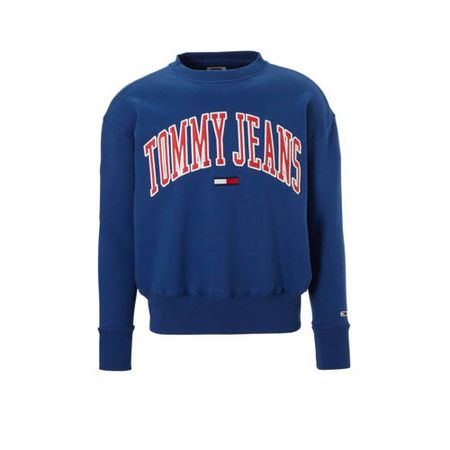 Tommy Jeans sweater Collegiate