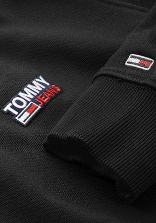 TOMMY JEANS sweatshirt TJM WASHED CORP LOGO CREW