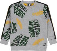 Tumble 'N Dry Jongens Sweatshirt Vural - Grey Middle Melange
