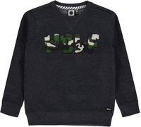 Tumble 'N Dry Jongens Sweatshirt Vygo - Grey Anthracite