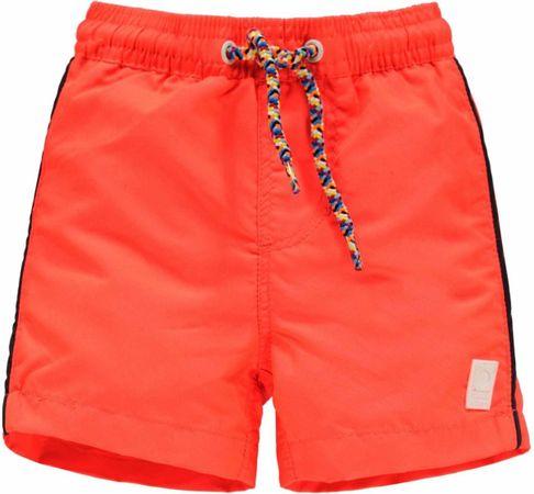 Tumble 'n dry Jongens Zwembroek Alfredo - Fiery Coral