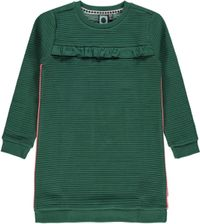 Tumble 'N Dry Meisjes Jurk Kyra - Green middle