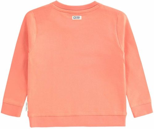 Tumble 'n dry Meisjes Sweater Ethel - Living Coral