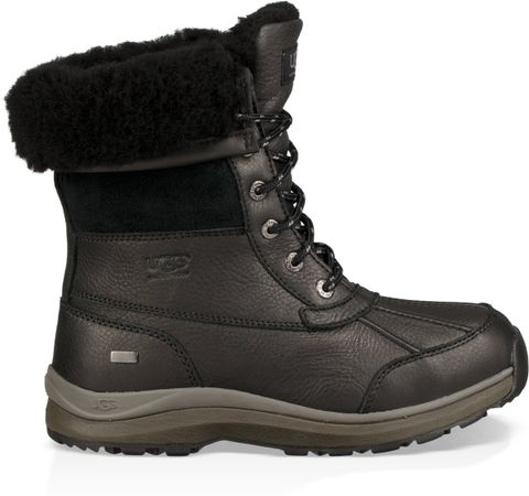 UGG Adirondack Boot III Dames Snowboots - Black