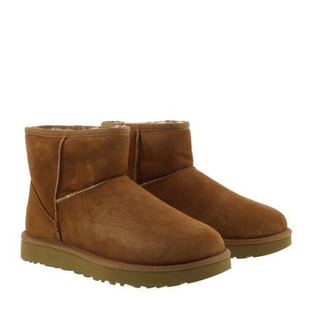 UGG Boots & laarzen - Classic Mini Ii Classic Boot in bruin