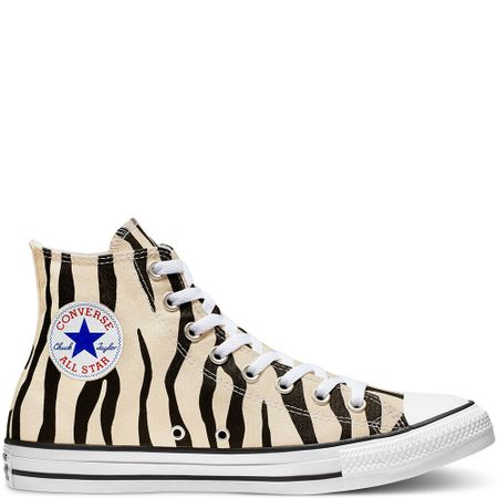 Unisex Archive Print Chuck Taylor All Star High Top