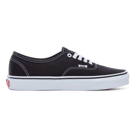 Vans Authentic Zwart / Wit