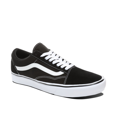 vans dames sale wit