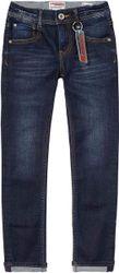 Vingino Jongens Jeans - Deep Dark