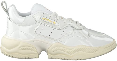 Witte Adidas Lage Sneakers Supercourt Rx W