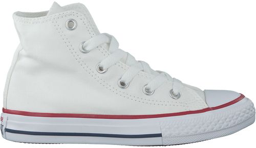 Witte Converse Sneakers Chuck Taylor All Star Hi