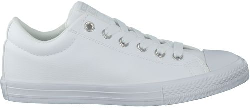 Witte Converse Sneakers Chuck Taylor All Star Street S
