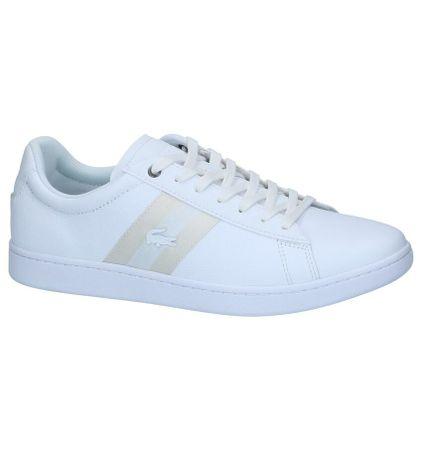 8314ac691b34d8 Lacoste Witte Sneakers Carnaby Evo - Vergelijk prijzen
