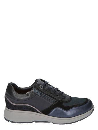 Xsensible 30204.2 227 Navy / Black Veterschoenen