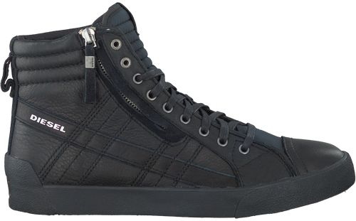 Zwarte Diesel Sneakers D-STRING PLUS