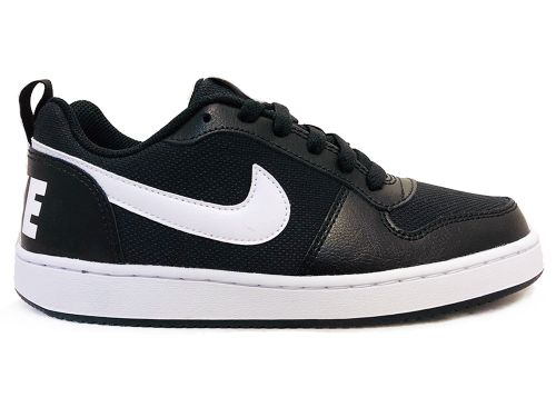 Zwarte Nike Sneakers Court Borough Low